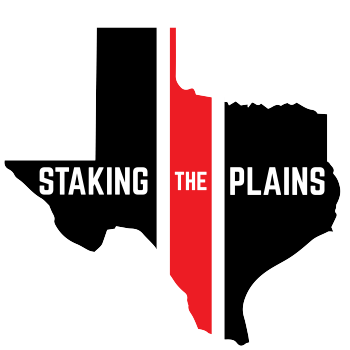 Staking The Plains Logo