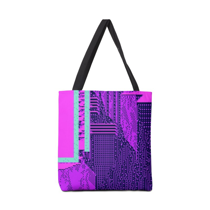 deleted levels Accessories Bag by stallio's Artist Shop