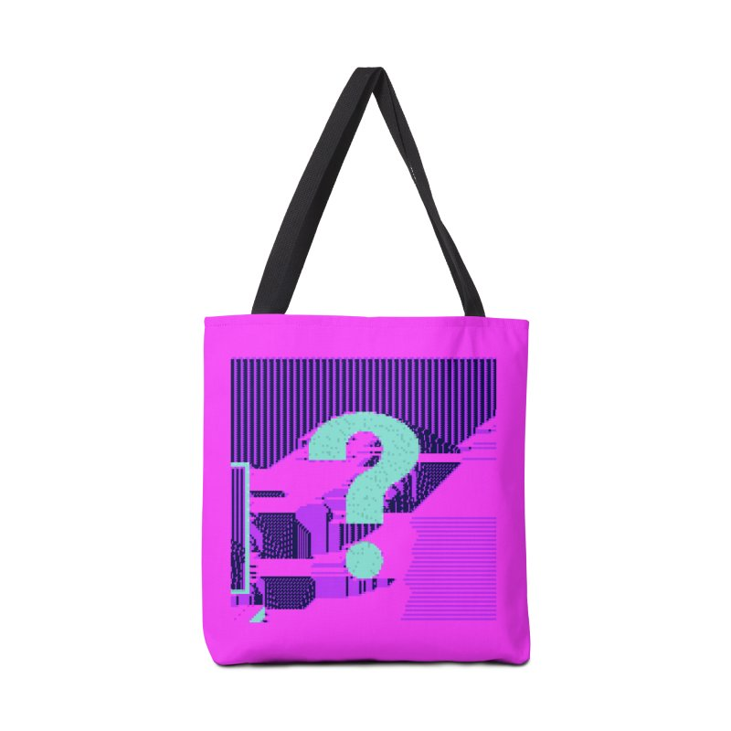 ascii 63 Accessories Bag by stallio's Artist Shop