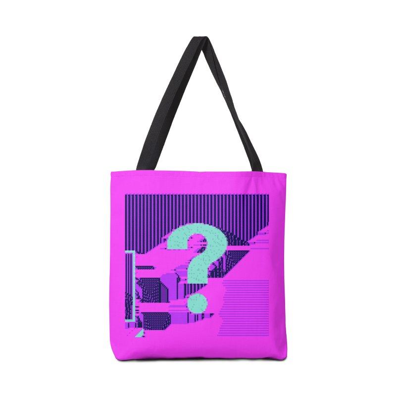 ascii 63 Accessories Bag by stallio's Artist Shop