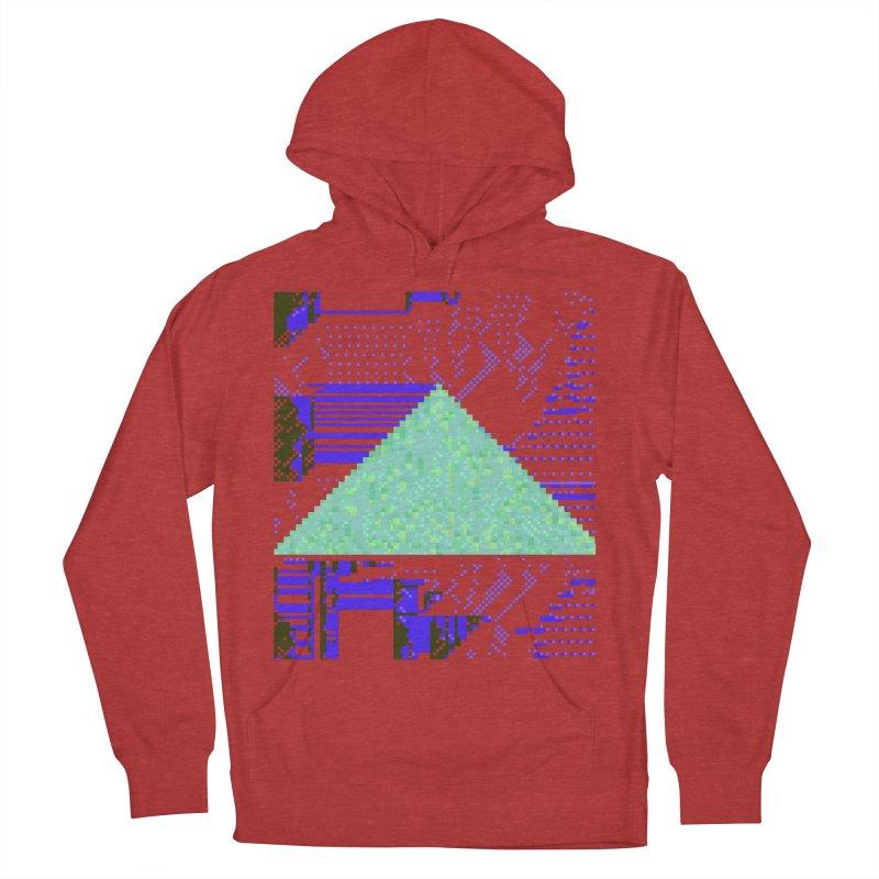 pyramid watch Women's Pullover Hoody by stallio's Artist Shop
