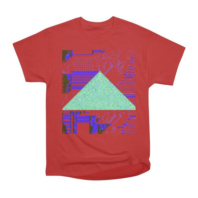 pyramid watch Women's Classic Unisex T-Shirt by stallio's Artist Shop