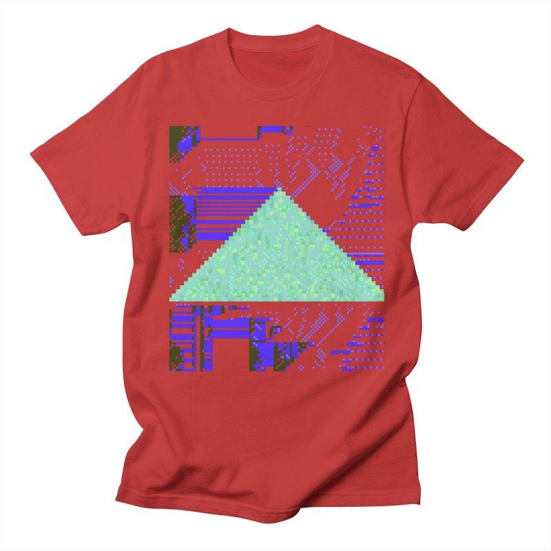 pyramid watch Women's Unisex T-Shirt by stallio's Artist Shop