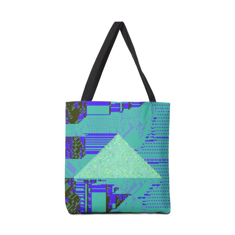 pyramid watch Accessories Bag by stallio's Artist Shop
