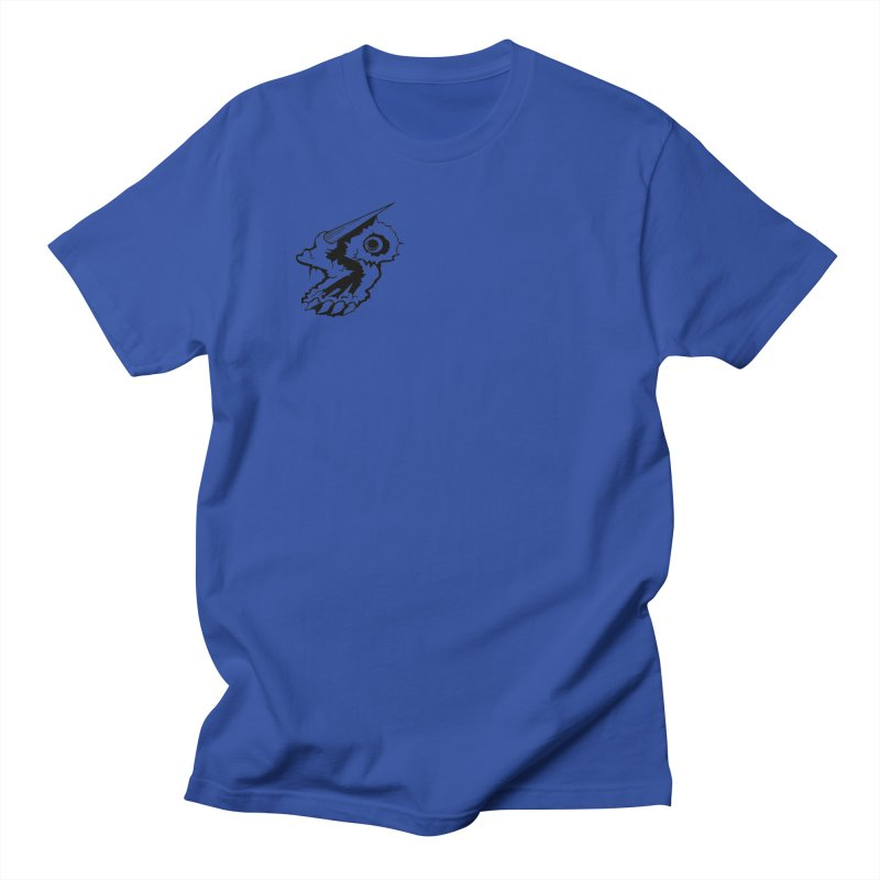 Stampedepress Boney Horn Men's T-shirt by stampedepress's Artist Shop