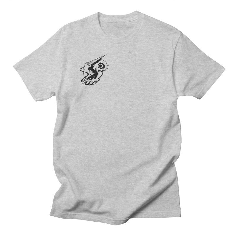 Stampedepress Boney Horn Men's Regular T-Shirt by stampedepress's Artist Shop