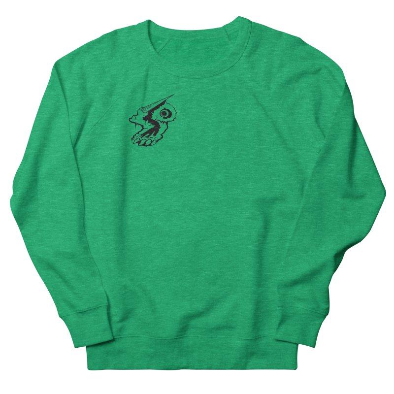 Stampedepress Boney Horn Men's French Terry Sweatshirt by stampedepress's Artist Shop