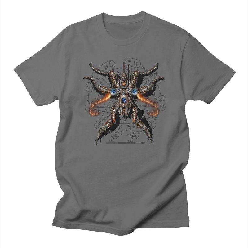 Mech Mosquito Pentagram of Evil Data Men's Lounge Pants by stampedepress's Artist Shop