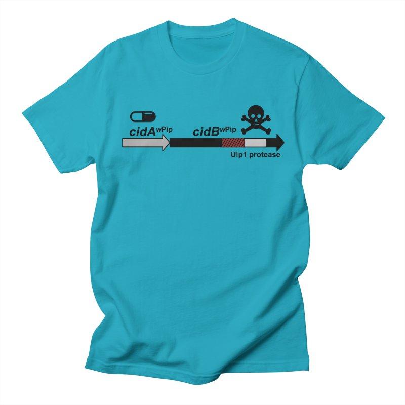 Wolbachia CI Inducing Deubiquitylating Operon Hypothesis T-Shirt of Scienctific Dominance! Women's Unisex T-Shirt by stampedepress's Artist Shop