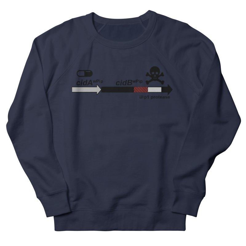 Wolbachia CI Inducing Deubiquitylating Operon Hypothesis T-Shirt of Scienctific Dominance! Women's Sweatshirt by stampedepress's Artist Shop