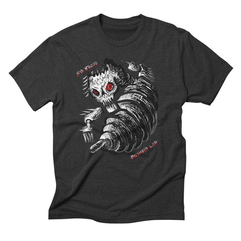 Bad Brood Beckmann Lab Men's T-Shirt by stampedepress's Artist Shop