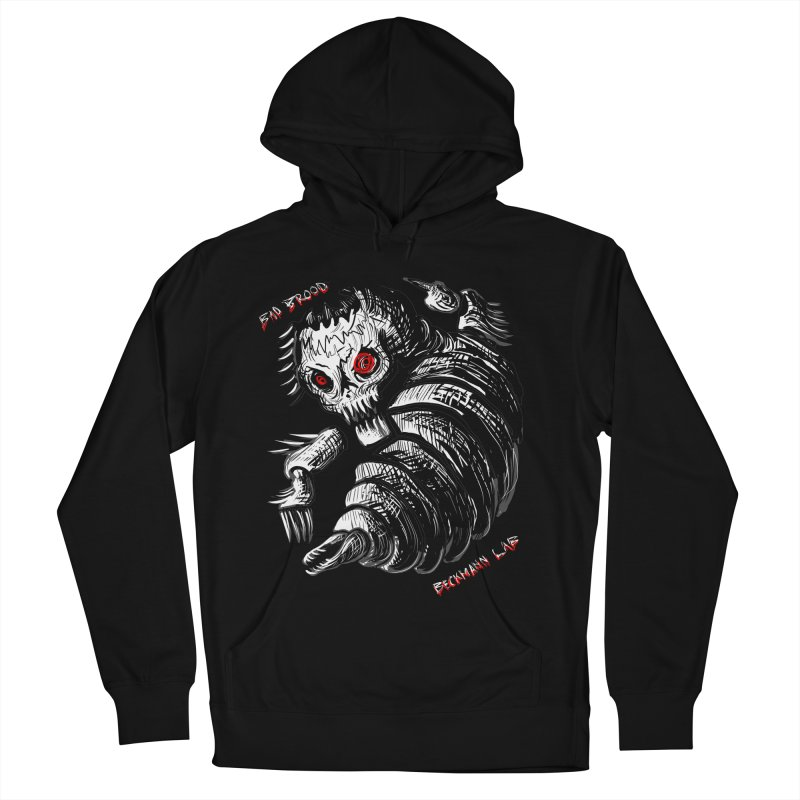Bad Brood Beckmann Lab Men's French Terry Pullover Hoody by stampedepress's Artist Shop