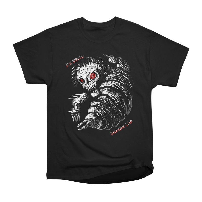 Bad Brood Beckmann Lab Women's Classic Unisex T-Shirt by stampedepress's Artist Shop