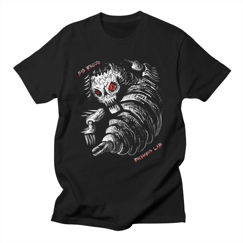 Bad Brood Beckmann Lab Men's Regular T-Shirt by stampedepress's Artist Shop