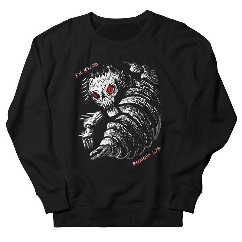 Bad Brood Beckmann Lab Women's French Terry Sweatshirt by stampedepress's Artist Shop