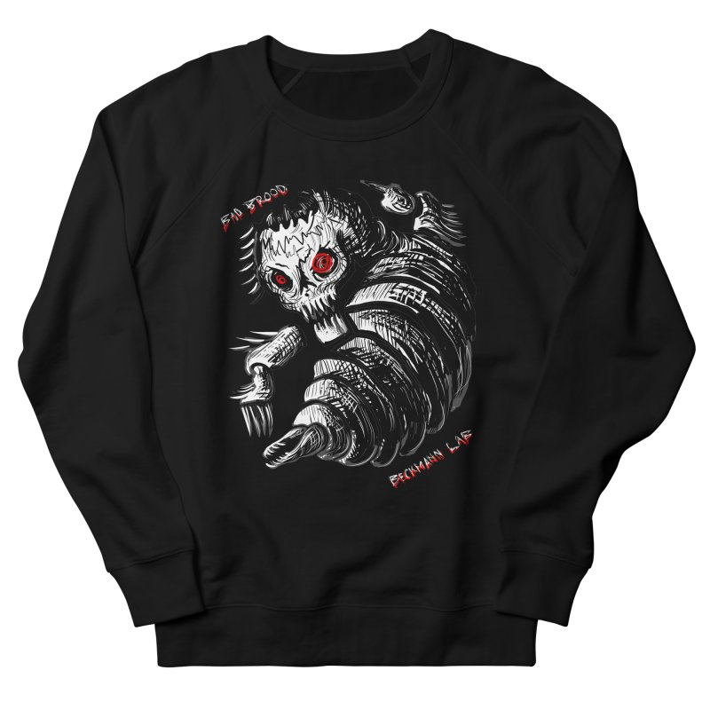 Bad Brood Beckmann Lab Men's Sweatshirt by stampedepress's Artist Shop