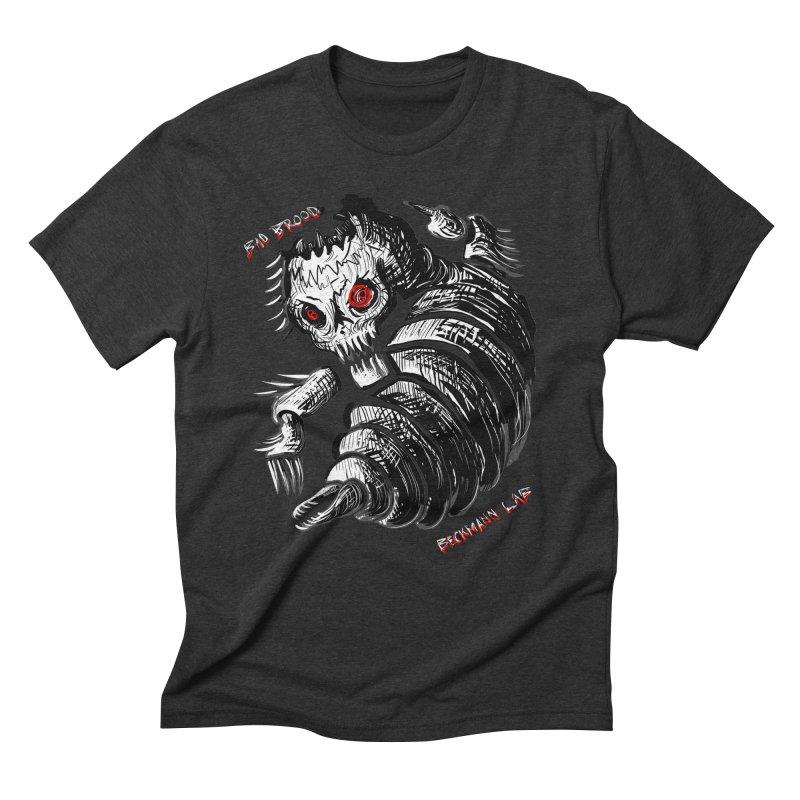 Bad Brood Beckmann Lab Men's Triblend T-shirt by stampedepress's Artist Shop