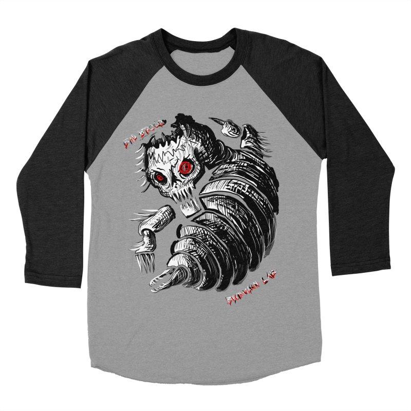 Bad Brood Beckmann Lab Men's Baseball Triblend Longsleeve T-Shirt by stampedepress's Artist Shop