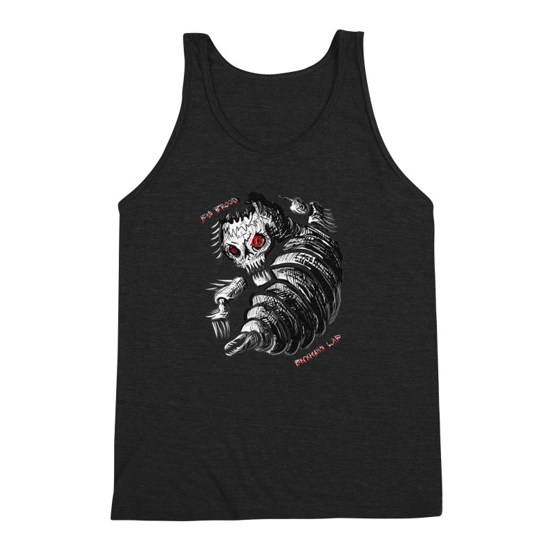 Bad Brood Beckmann Lab Men's Triblend Tank by stampedepress's Artist Shop