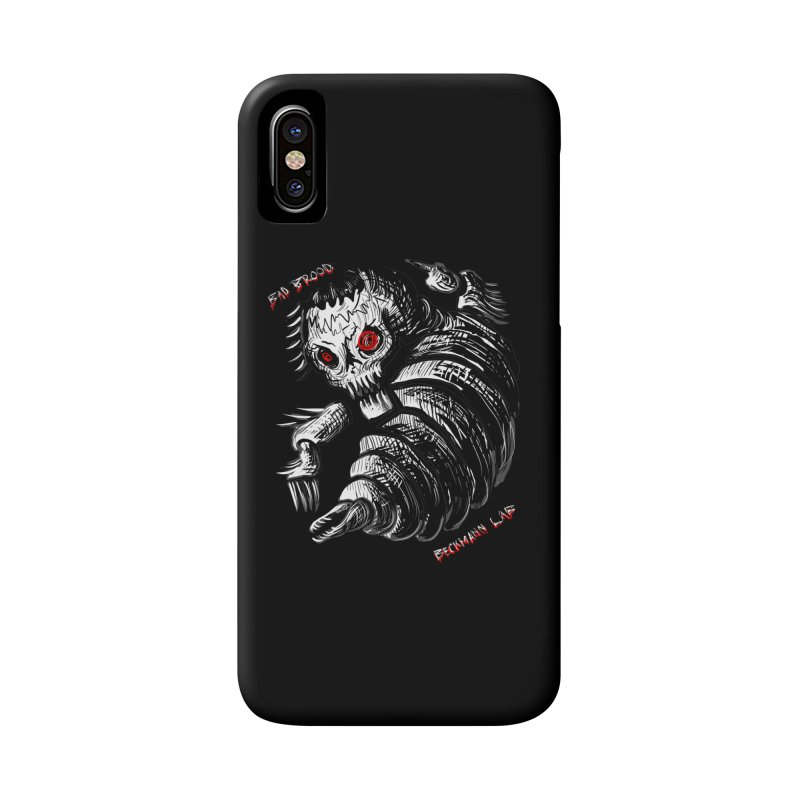 Bad Brood Beckmann Lab Accessories Phone Case by stampedepress's Artist Shop