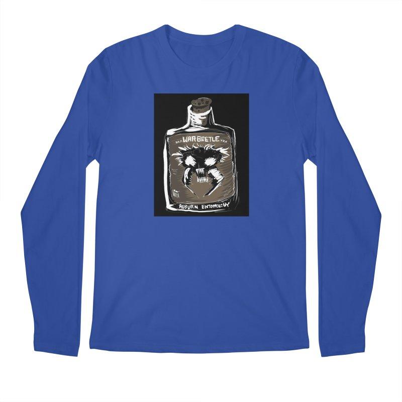 war beetle Men's Regular Longsleeve T-Shirt by stampedepress's Artist Shop