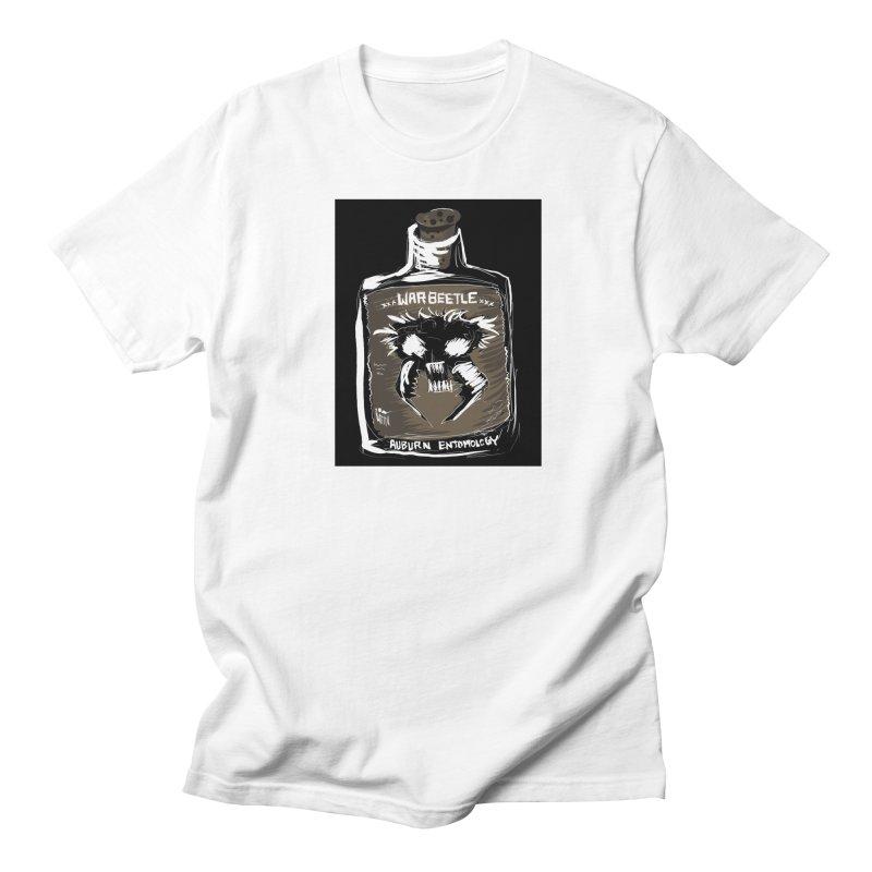 war beetle Men's Regular T-Shirt by stampedepress's Artist Shop