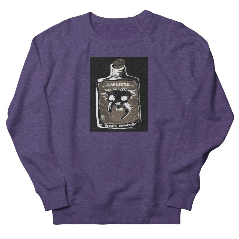 war beetle Women's French Terry Sweatshirt by stampedepress's Artist Shop