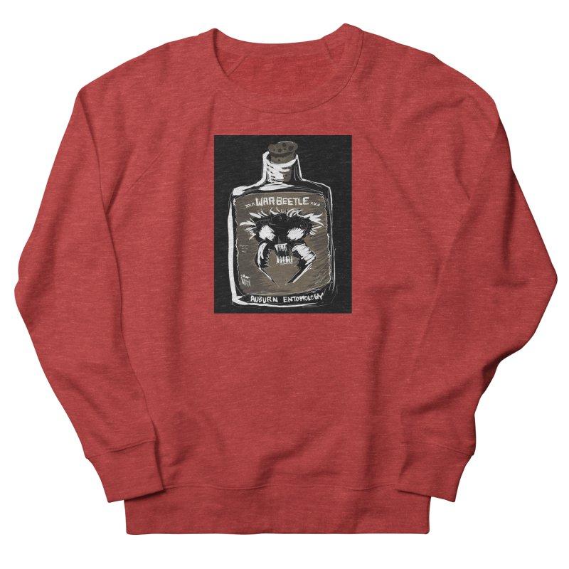 war beetle Men's French Terry Sweatshirt by stampedepress's Artist Shop