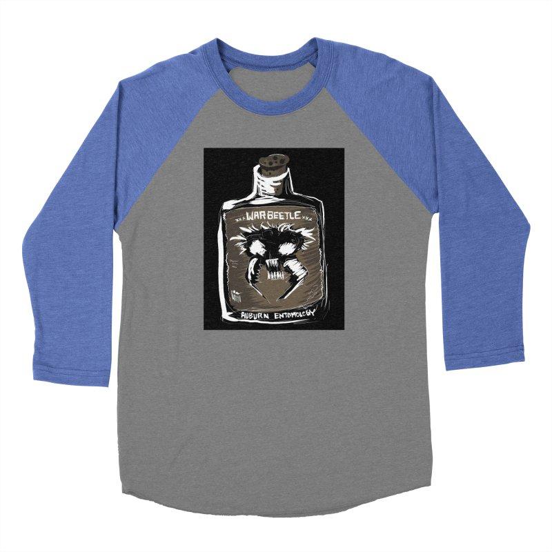 war beetle Men's Baseball Triblend Longsleeve T-Shirt by stampedepress's Artist Shop