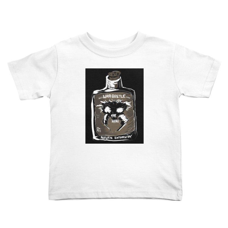 war beetle Kids Toddler T-Shirt by stampedepress's Artist Shop
