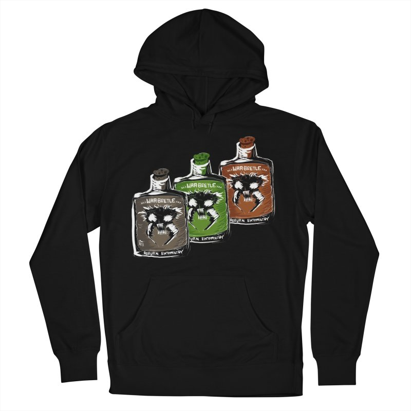 war beetle pick your poison Men's French Terry Pullover Hoody by stampedepress's Artist Shop