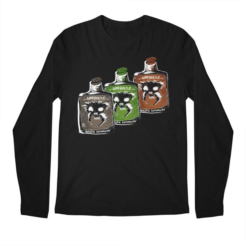 war beetle pick your poison Men's Regular Longsleeve T-Shirt by stampedepress's Artist Shop