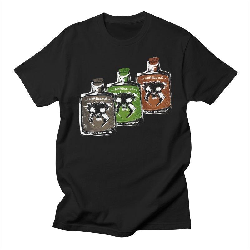 war beetle pick your poison Men's Regular T-Shirt by stampedepress's Artist Shop