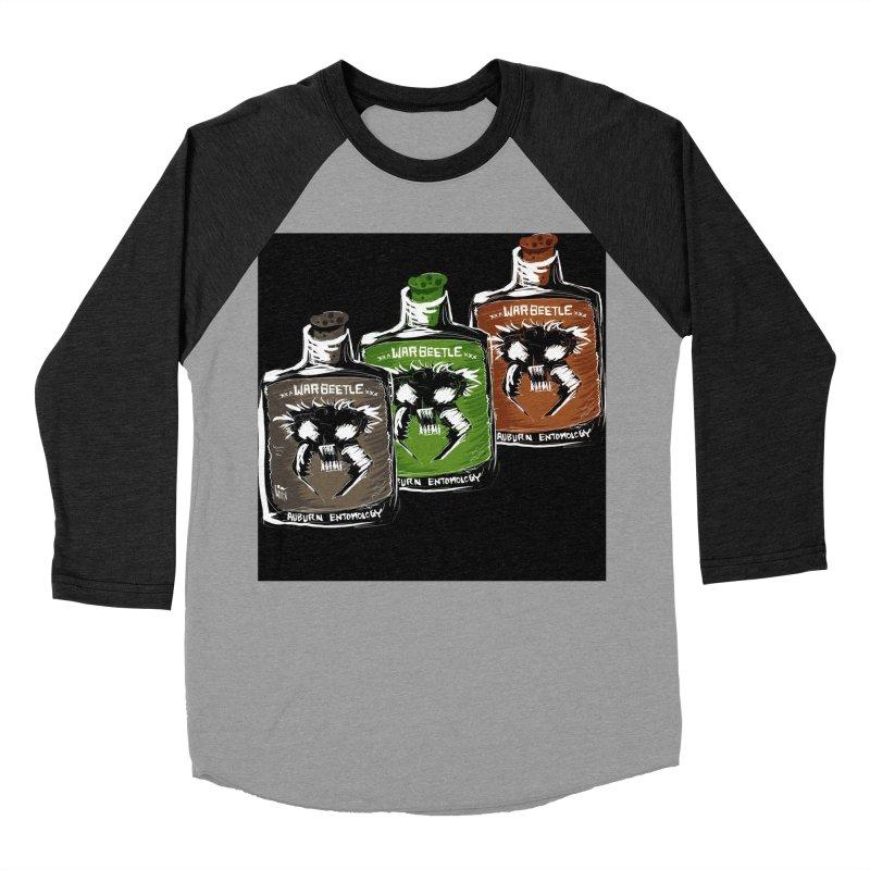 war beetle pick your poison Women's Baseball Triblend Longsleeve T-Shirt by stampedepress's Artist Shop