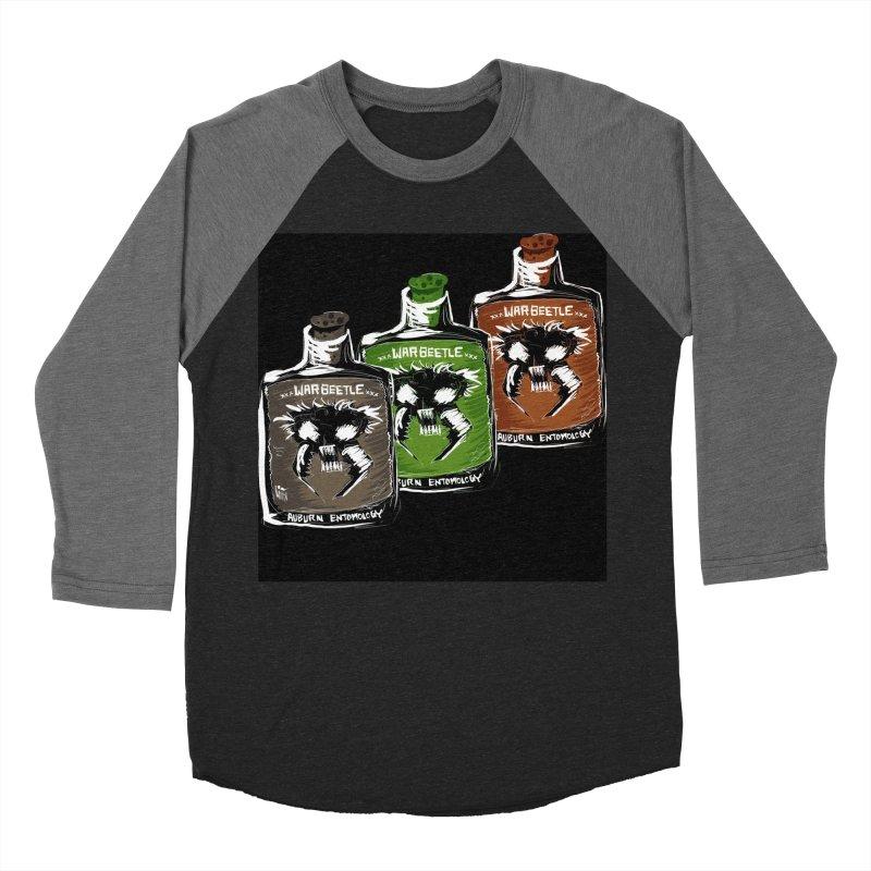 war beetle pick your poison Men's Baseball Triblend Longsleeve T-Shirt by stampedepress's Artist Shop