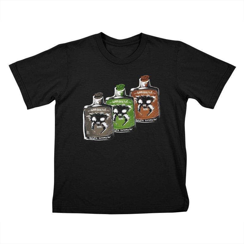 war beetle pick your poison Kids T-Shirt by stampedepress's Artist Shop