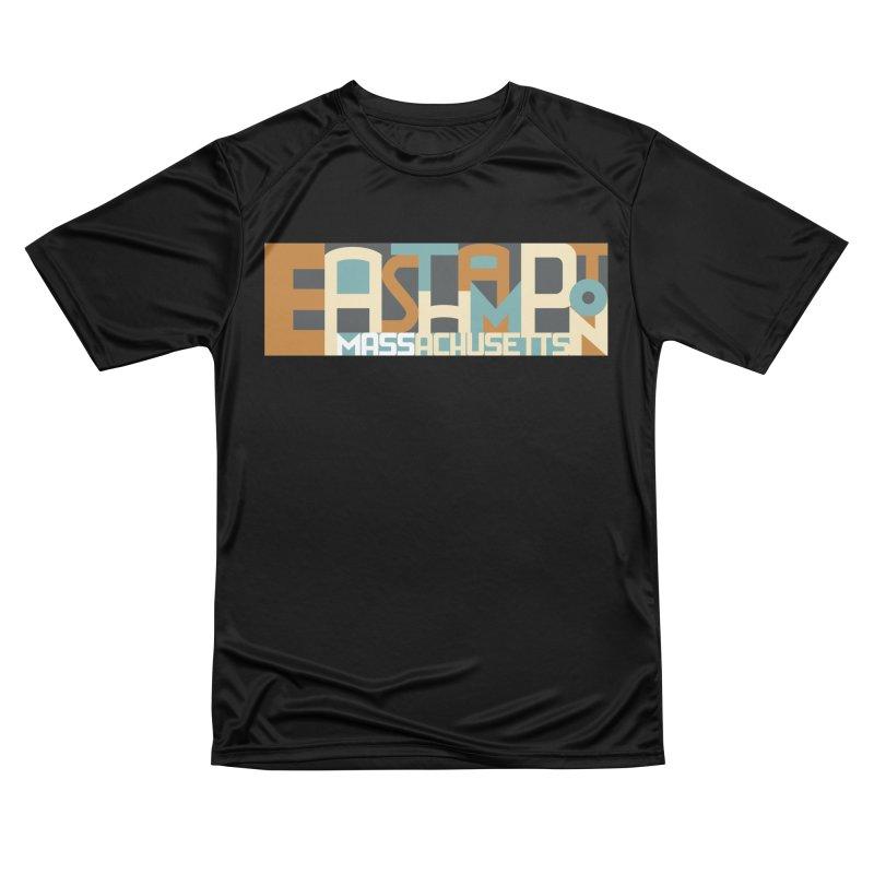 Easthampton, Massachusetts Men's T-Shirt by Object/Tom Pappalardo
