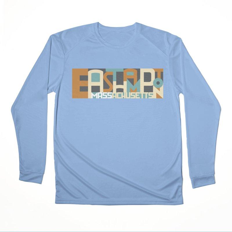 Easthampton, Massachusetts Women's Longsleeve T-Shirt by Object/Tom Pappalardo