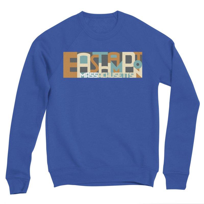 Easthampton, Massachusetts Women's Sweatshirt by Object/Tom Pappalardo