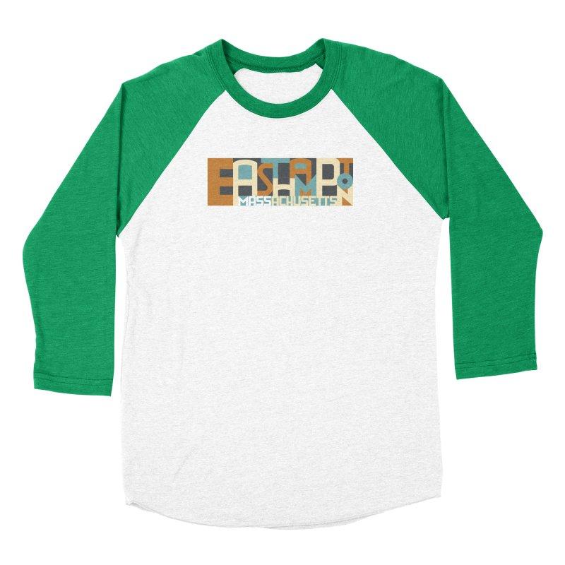 Easthampton, Massachusetts Men's Longsleeve T-Shirt by Object/Tom Pappalardo