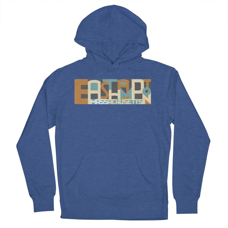 Easthampton, Massachusetts Women's Pullover Hoody by Tom Pappalardo / Standard Design