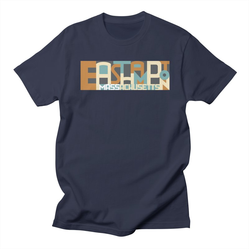 Easthampton, Massachusetts Men's T-shirt by Tom Pappalardo / Standard Design