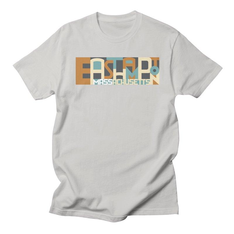 Easthampton, Massachusetts Men's Regular T-Shirt by Tom Pappalardo / Standard Design