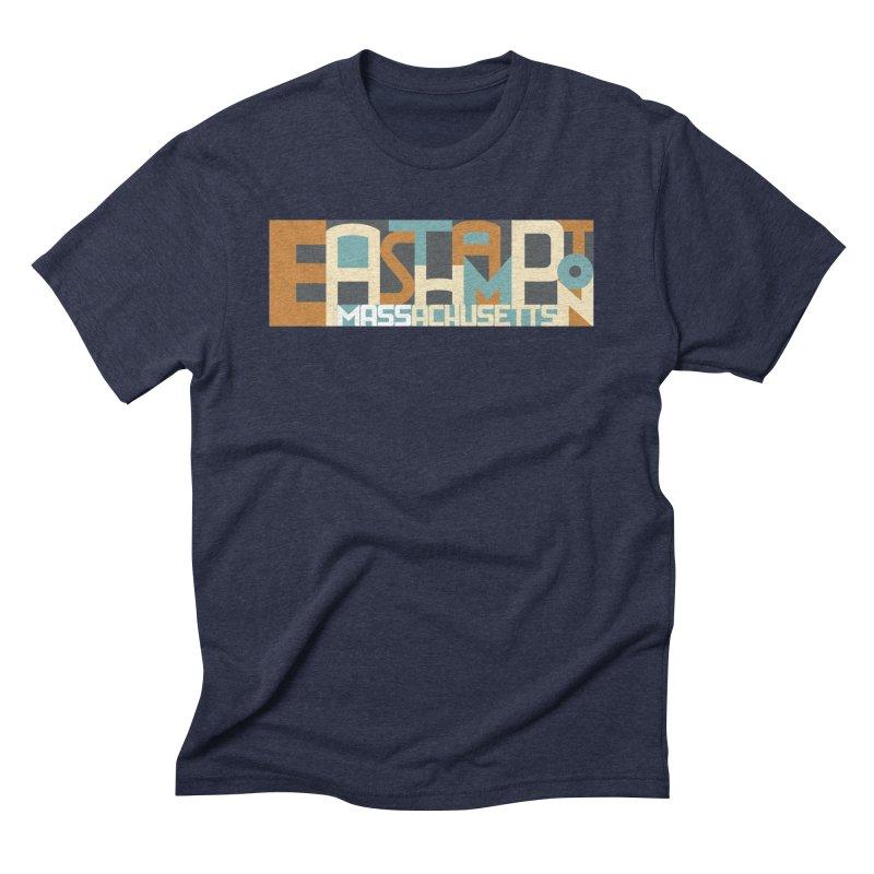 Easthampton, Massachusetts Men's T-Shirt by Tom Pappalardo / Standard Design