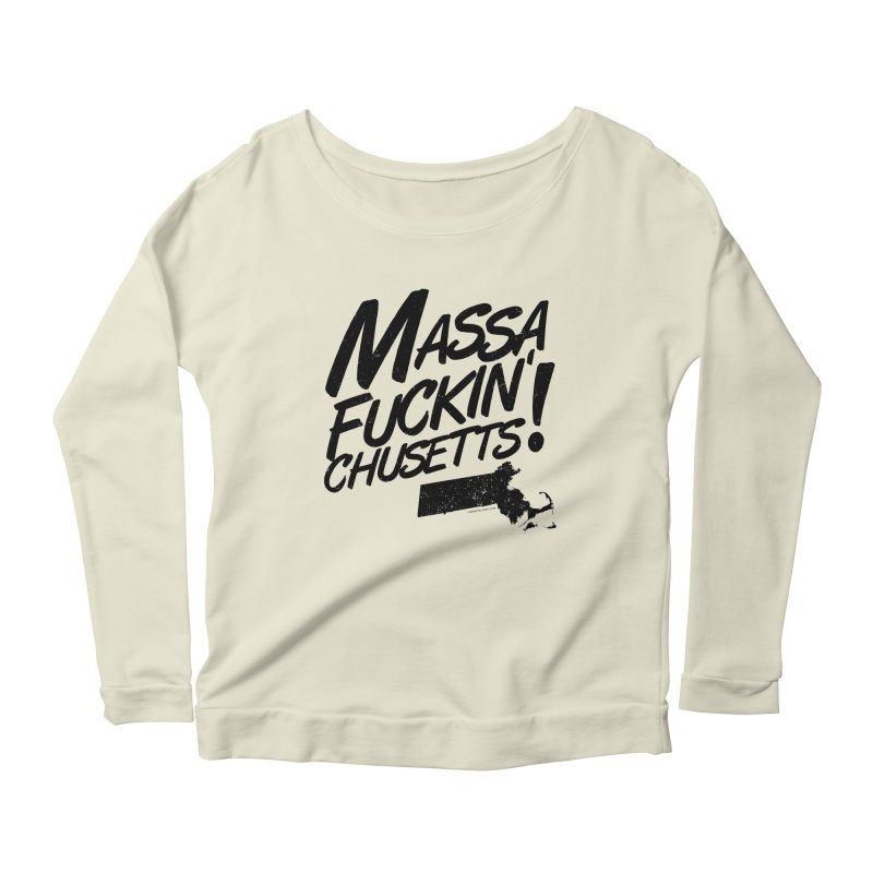 Massa-Fuckin'-Chusetts!   by Tom Pappalardo / Standard Design