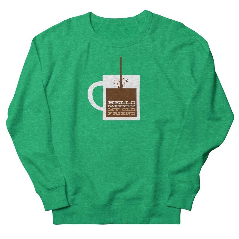 Hello Darkness My Old Friend Men's Sweatshirt by Tom Pappalardo / Standard Design