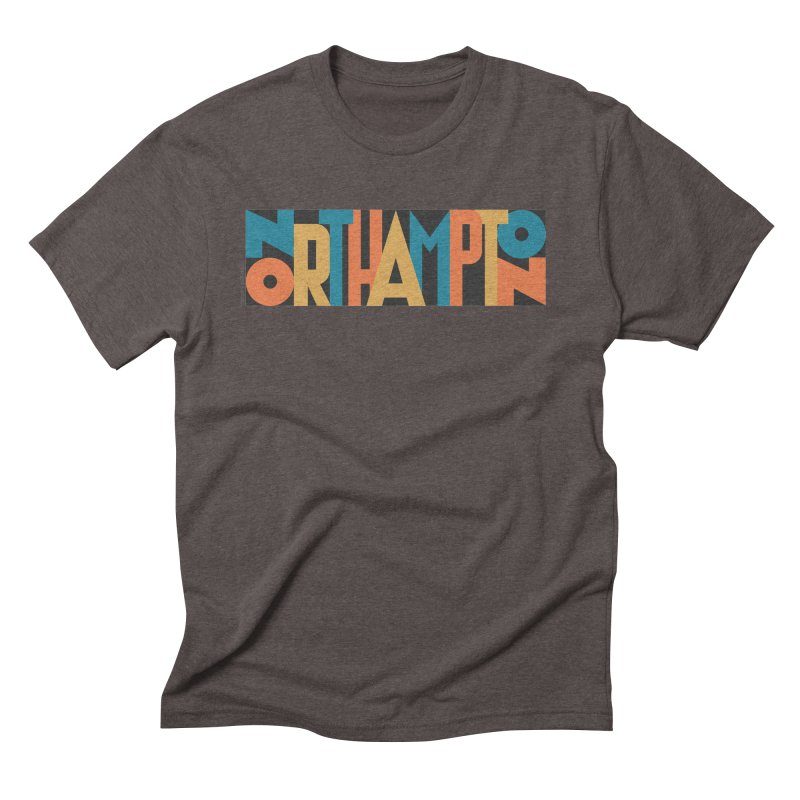 Northampton Men's T-Shirt by Object/Tom Pappalardo