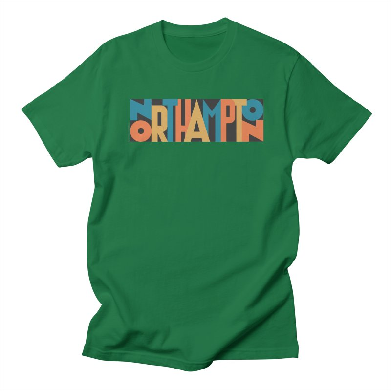 Northampton Women's Unisex T-Shirt by Tom Pappalardo / Standard Design