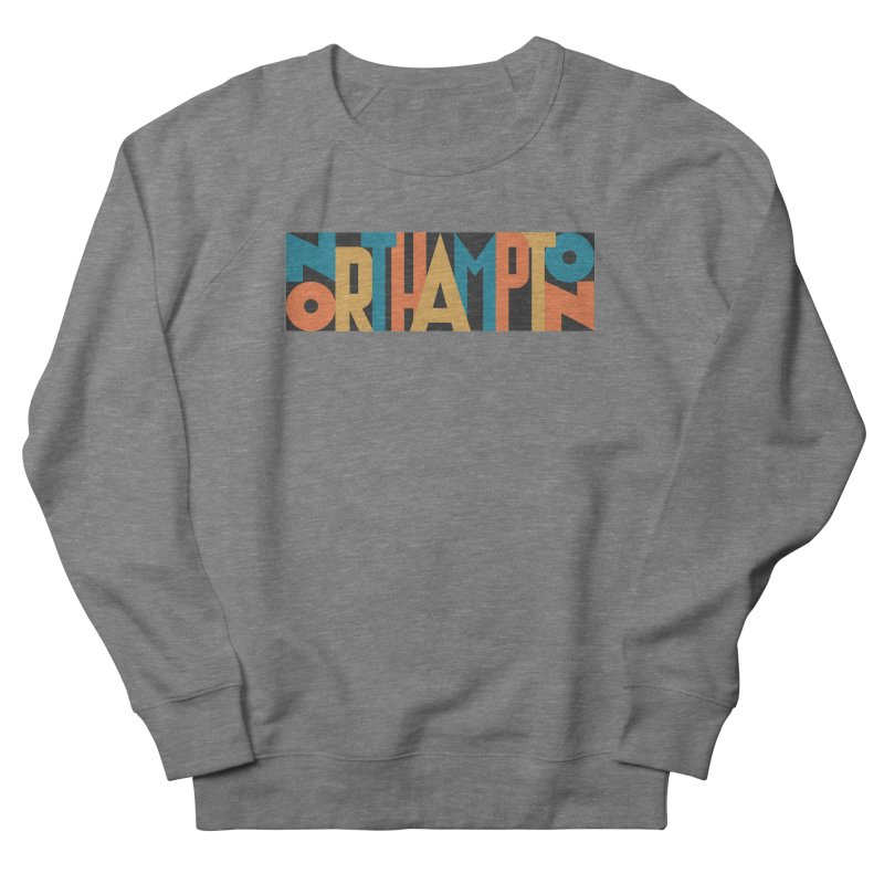 Northampton Women's Sweatshirt by Object/Tom Pappalardo