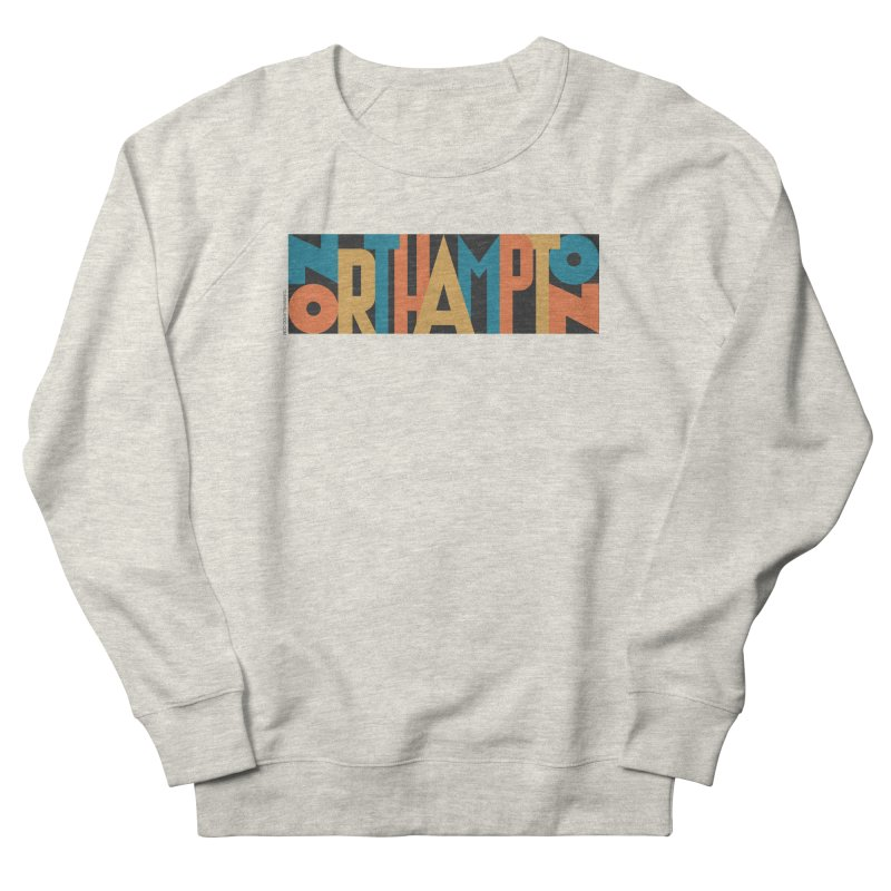 Northampton Women's Sweatshirt by Object/Tom Pappalardo
